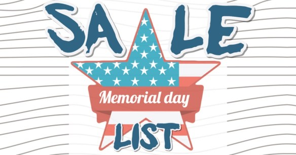 memorial day menswear sales