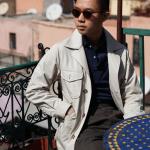 The Safari Jacket as Modern Tailoring