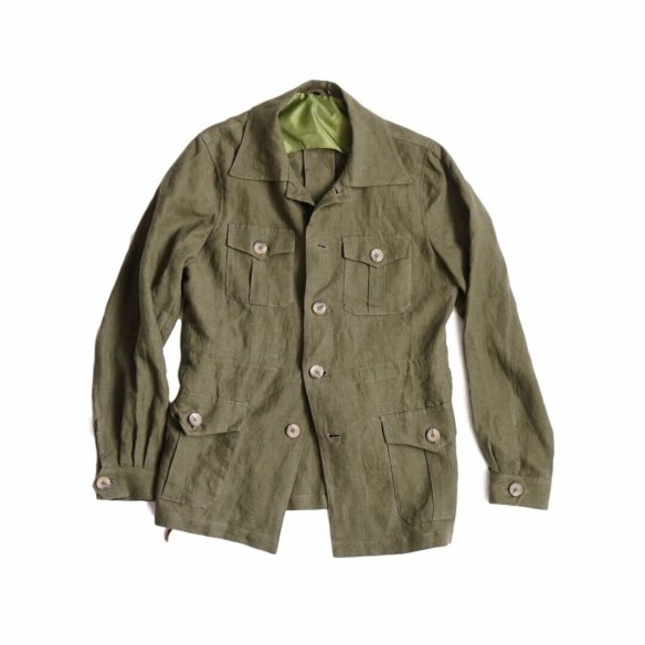 Craftsman Clothing safari jacket