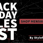 Black Friday & Cyber Monday Menswear Sales & Deals 2019
