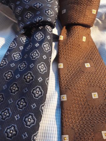 macclesfield silk tie
