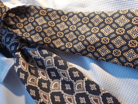 macclesfield tie