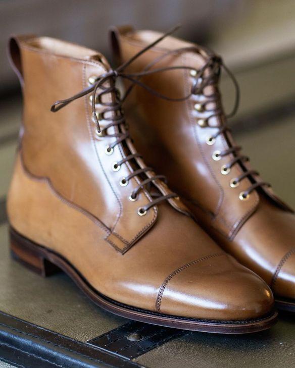carmina boots cordovan styleforum gmto