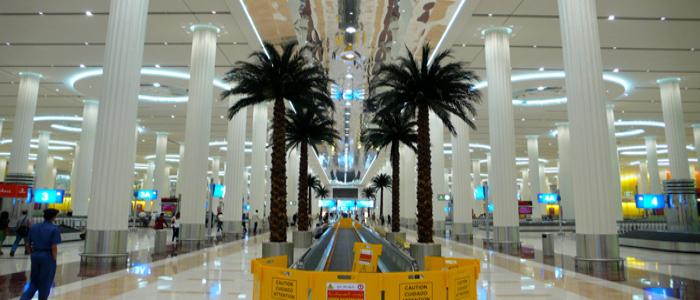 Dubai Airport Customs.