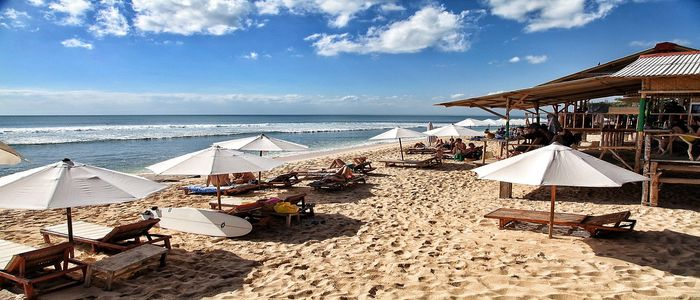 Top Things to do in Bali - chill at Bali's Pristine beaches