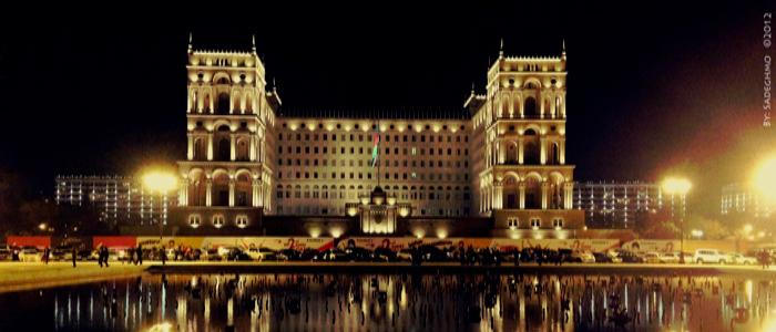 Visit Azerbaijan for food