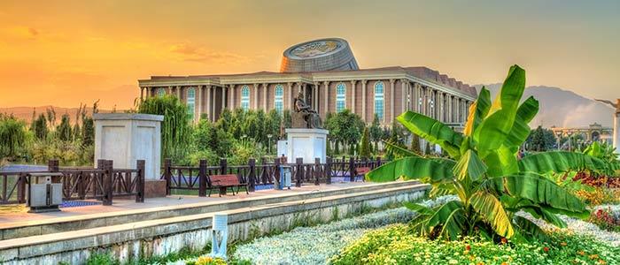 Quick Getaway from UAE - Dushanbe, Tajikistan.