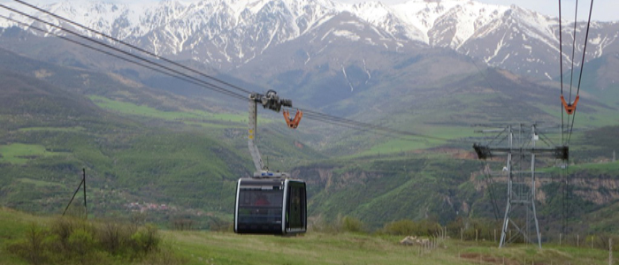 Relax in Armenia.