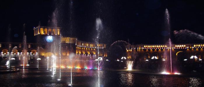 Yerevan Tourism.