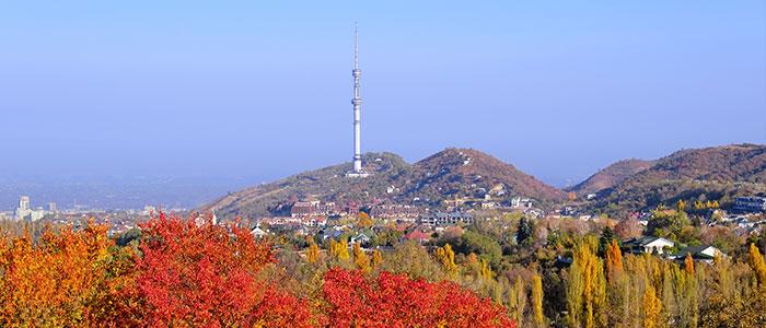 Almaty Weather