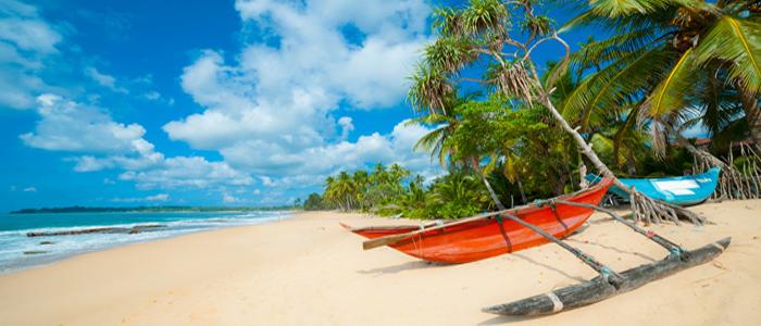 Visit Sri Lanka to explore its Beautiful beaches