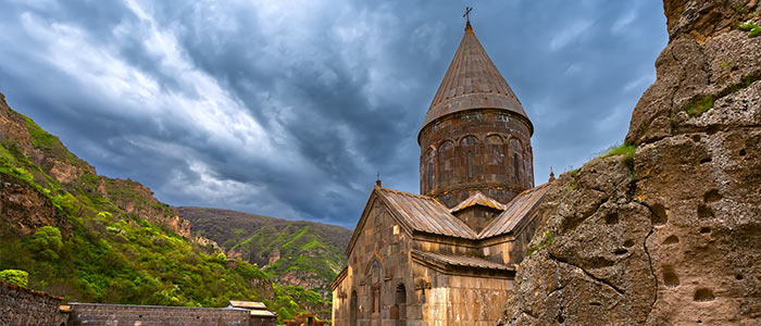Geghard Monastery Seeing a medieval UNESCO World Heritage Site