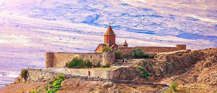 Khor Virap for Witnessing Armenia's most sacred monastery