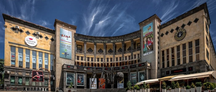 The Moscow Cinema-Yerevan Sightseeing for Theater Lovers