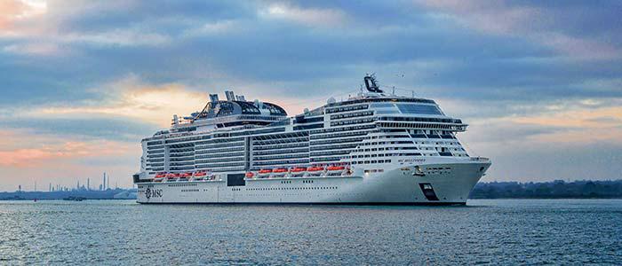 Top Cruises in the UAE -- MSCCruises
