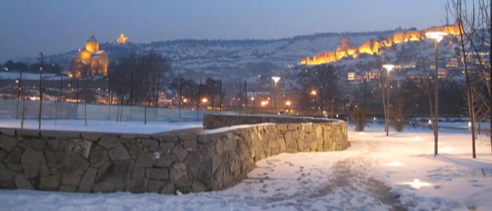 Fun Things To Do In Georgia In Winter - Tbilisi