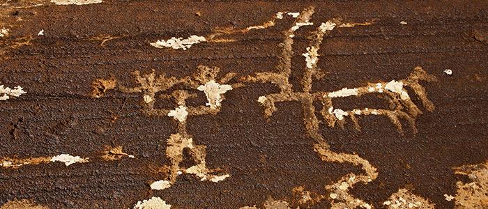 Ughtasar Petroglyphs-Seeing remains of the Paleolithic Era