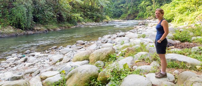 beautiful river banks