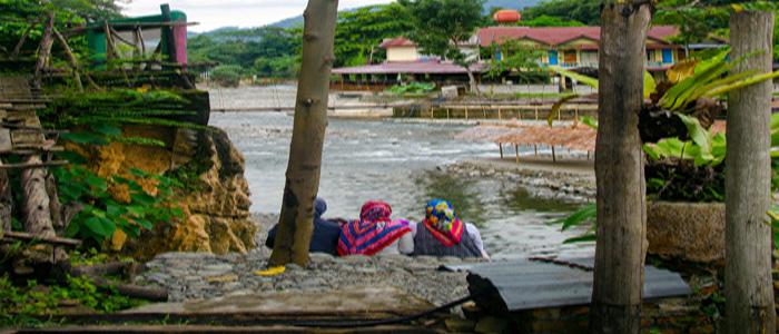 learn local language bukit lawang