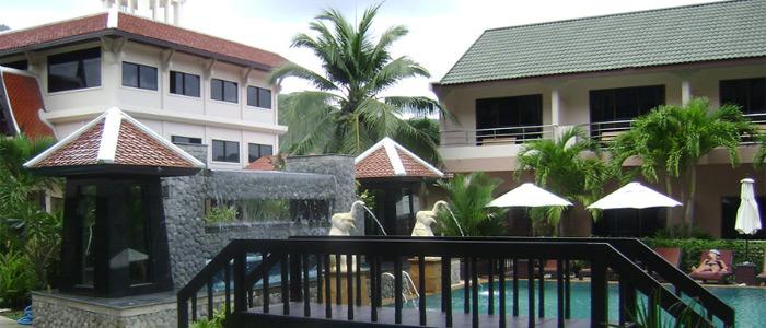 Phuket Luxury Resort.