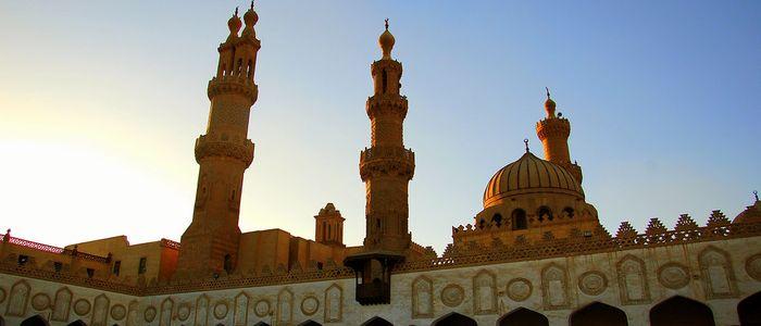 Historic Al-Azhar Mosque