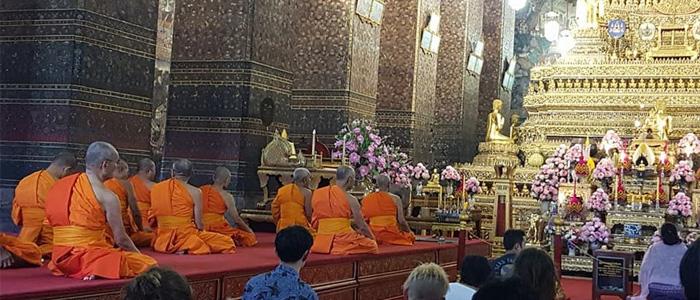 culture and history bangkok