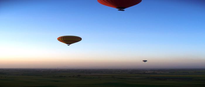 hot air balloon ride bali