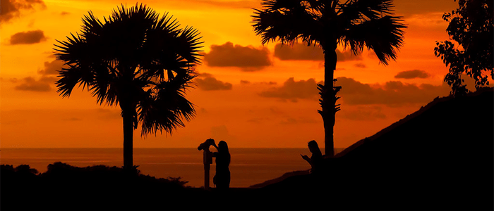 phuket sunset beauty