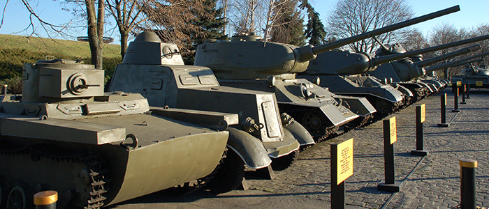 things to do in Kiev - world war 2 museum