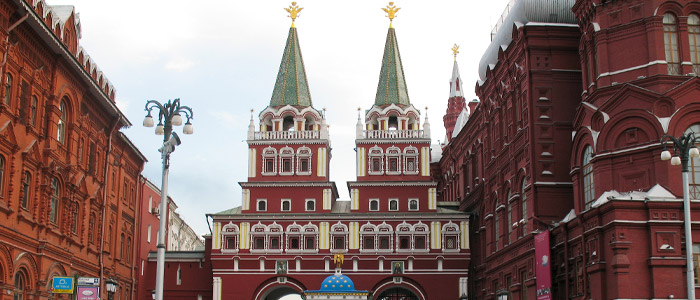 things to do in Moscow, Russia - Red square moscow