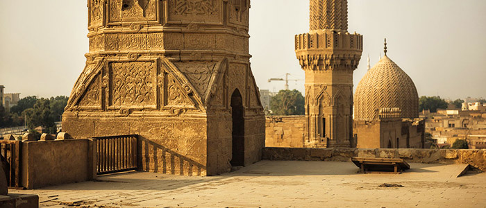 things to do in Egypt- historic cairo