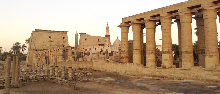 things to do in Egypt- luxor monuments