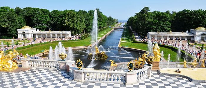 things to do in St Petersburg - Summer Palace