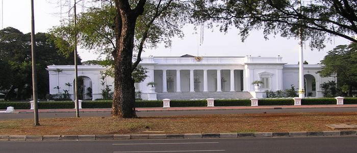 things to do in jakarta_Presidential Palace visit