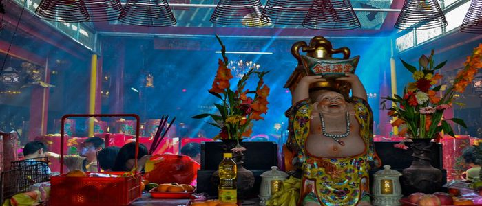 things to do in jakarta_temple visit