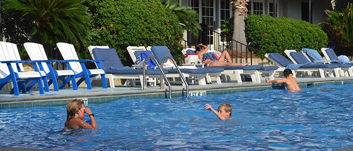 Staycation spots in Mauritius - Ocean Villas Hotel