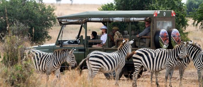 No dress code for african safari