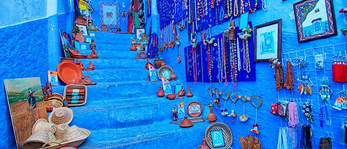 Chefchaouen- places to visit in Morocco