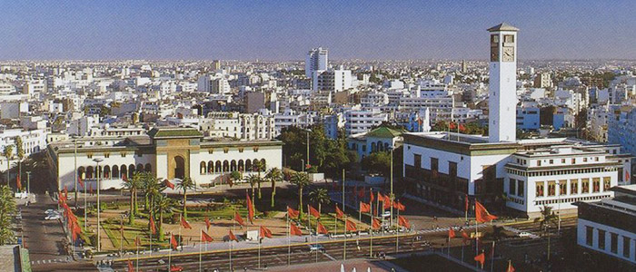 things to do in Casablanca - Muhammad V Square