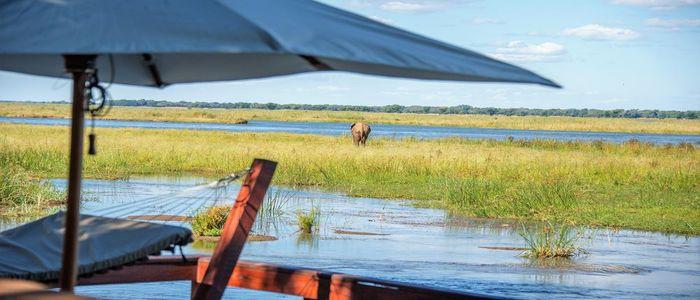 luxury safari in Africa: Relax and Unwind