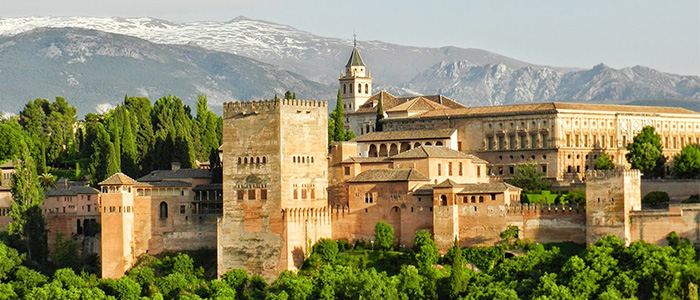 things to do in Andalusia - Alhambra