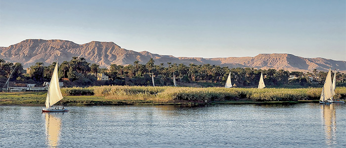 Why visit Egypt - Sail at the Nile