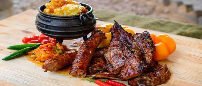 South African Food Safari - South African Food Safari?