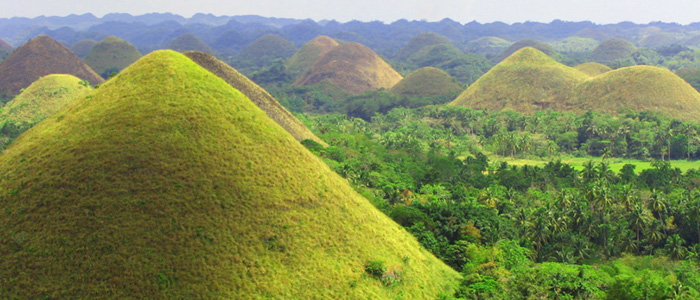 Things to do in Philippines - Chocolate Trails
