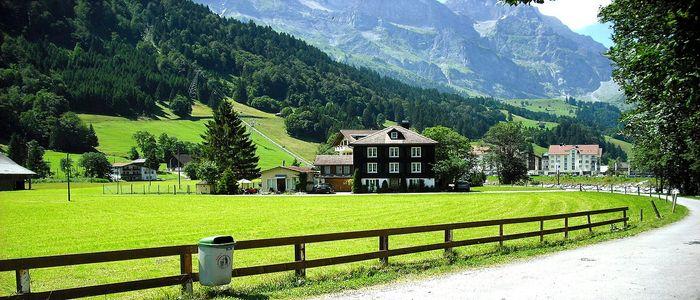 safest destinations for solo female travelers - Switzerland