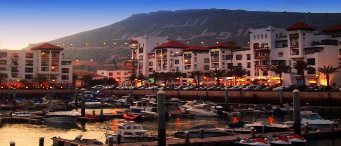 Morocco staycations - Agadir