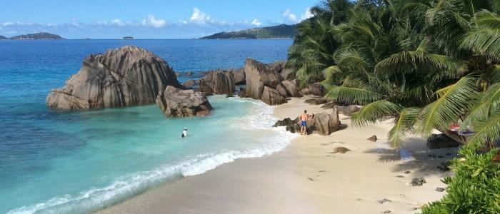 Best Adventure Holidays - Seychelles beach