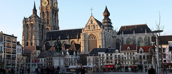 Things to do in Belgium - Cathedral in Belgium
