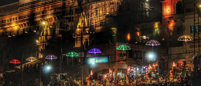 Varanasi ganga arti