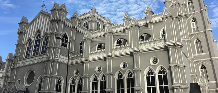 Things to Do in Nigeria - Cathedral Visit